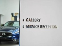 Infiniti Showroom & Back office