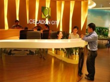 Celadon City Sales Gallery at Saigon Trade Center