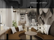 JWT Office - Coffee bar