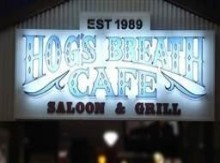 Hog's Breath Restaurant