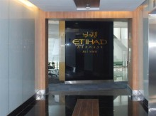 Etihad Airway Office